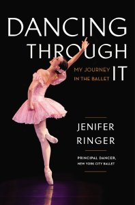 "Jenifer Ringer's ""Dancing Through It"""