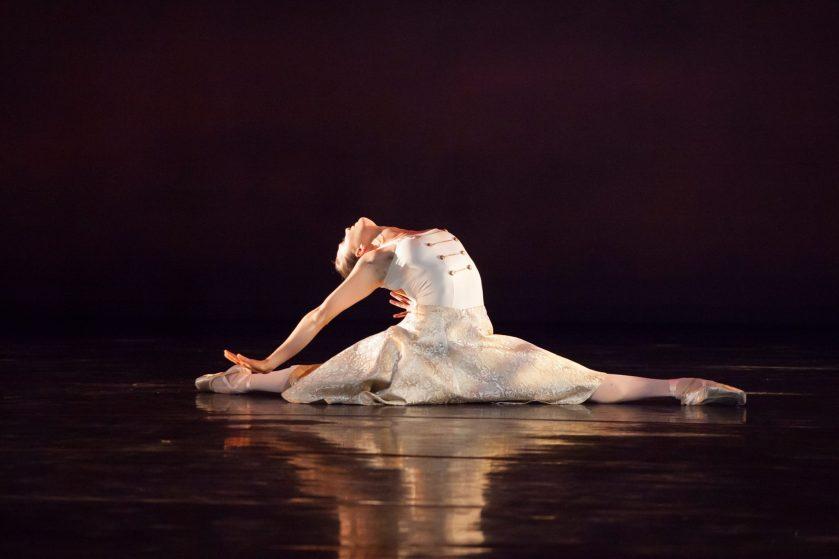 {Hungarian Dances} Cecilia Iliesiu. Photo taken by Ted Salamone, 2015.