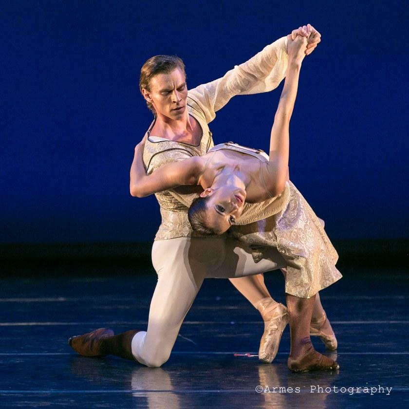 {Hungarian Dances} Jan Burkhard & Richard Krusch. Photo taken by Armes Photography, 2015.