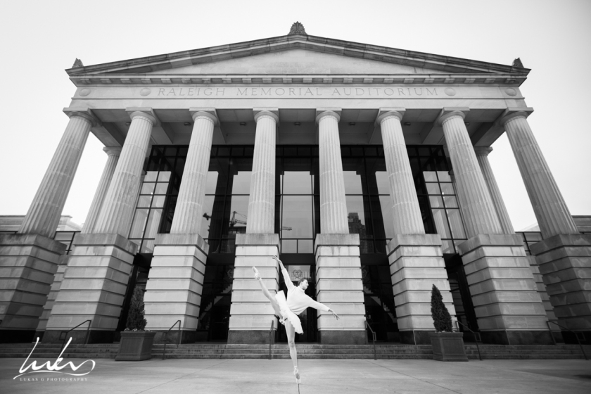 Cecilia Iliesiu captured by {Lukas Guil} at Raleigh Memorial Auditorium.