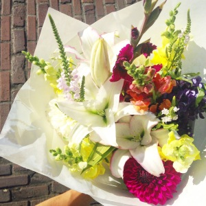 Week Two Bouquet.