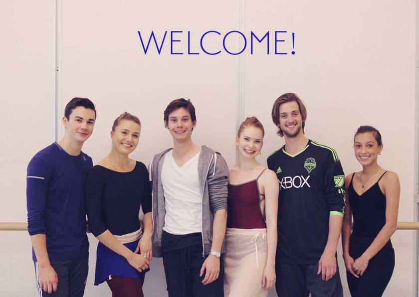 New PNB Dancers for Season 2015/16