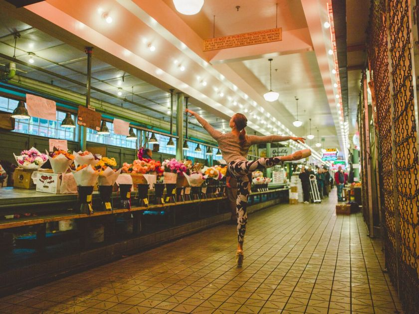 {Pike Place} with Kenneth B. Edwards, 2015.