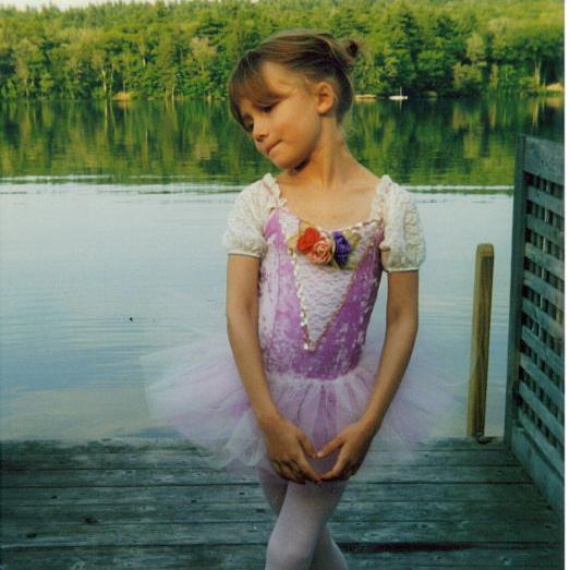 Me dreaming on Lake Fairlee, VT.