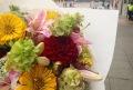 Pike Place bouquet.
