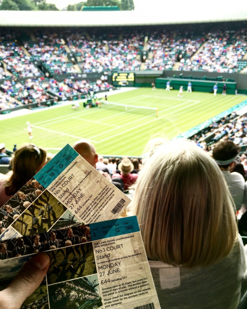 6.2016 Wimbledon