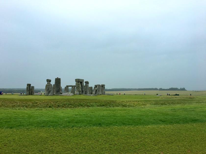6.2016 Stonehenge, England