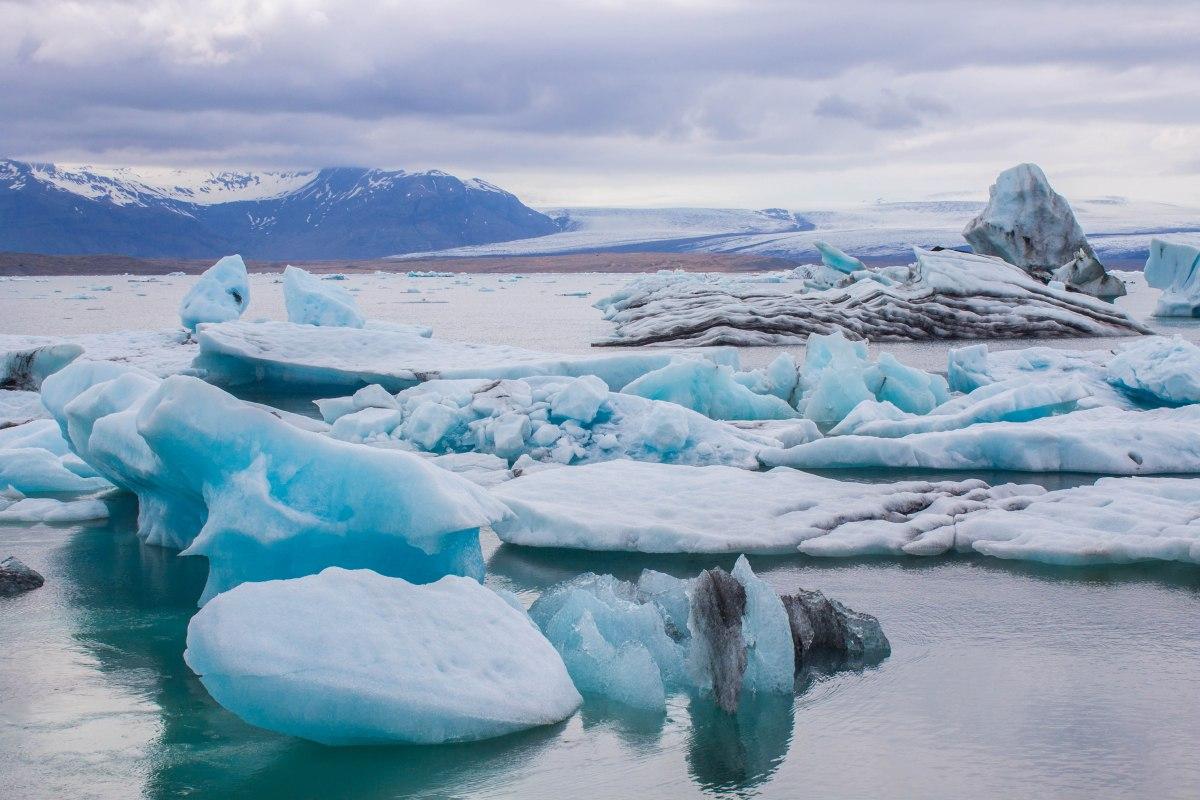 6.18.2016 Jökulsárión Iceberg Lagoon