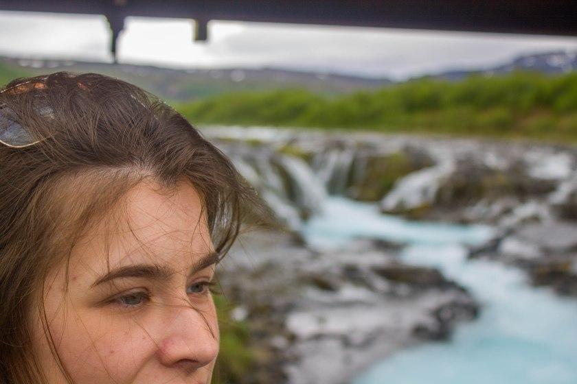 6.19.2016 Bruarfoss Waterfall