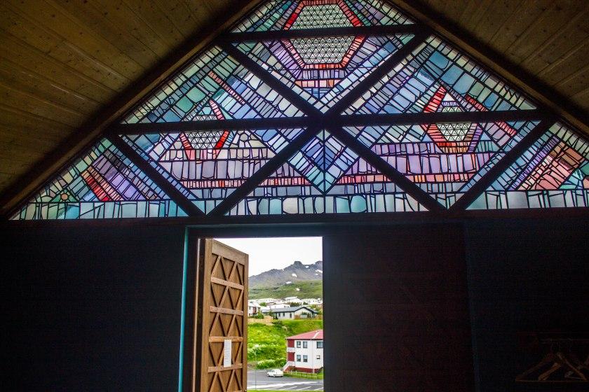 6.19.2016 Ólafsvak church