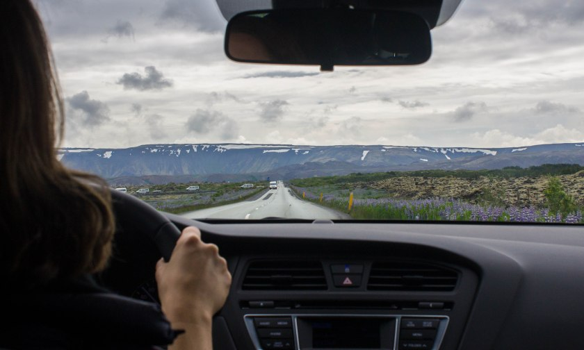 6.21.2016 Drive back to Reykjavik