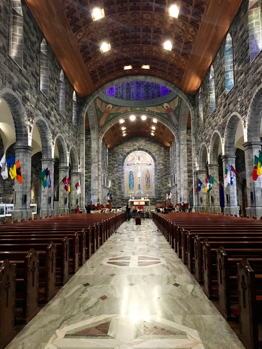 6.2016 Galway Cathedral, Ireland