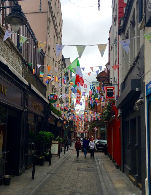 7.2016 Dublin, Ireland